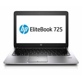 """Laptop HP EliteBook 725 G2 F1Q15EA - AMD PRO A6-7350B APU, 12,5"""" Full HD dotykowy, RAM 8GB, SSD 256GB, Modem WWAN, Windows 8.1 Pro - zdjęcie 4"""