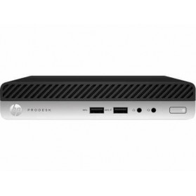 HP ProDesk 405 G4 6QR97EA - Mini Desktop, AMD Ryzen 3 PRO 2200GE , RAM 8GB, SSD 256GB, Windows 10 Pro - zdjęcie 3