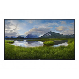 "Monitor Dell 4K C5519Q 210-ARCT - 55"", 3840x2160 (4K), 60Hz, VA, 8 ms, Czarny - zdjęcie 6"