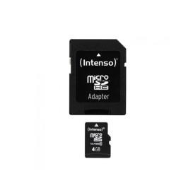 Intenso 3413450 KARTA PAMIĘCI INTENSO MICRO SD 4GB SDHC CARD CLASS 10 - zdjęcie 4