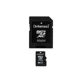 Intenso 3413490 KARTA PAMIĘCI INTENSO MICRO SDXC 64 GB CLASS 10