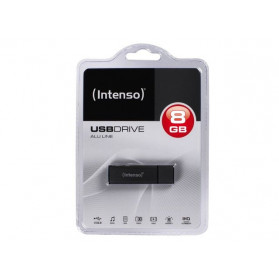 Intenso 3521461 PENDRIVE INTENSO 8GB ALU LINE ANTHRACITE USB 2.0