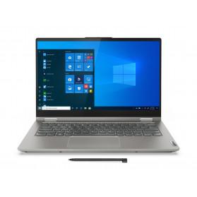 "Laptop Lenovo ThinkBook 14s Yoga ITL 20WE001APB - i5-1135G7, 14"" FHD IPS MT, RAM 8GB, SSD 256GB, Granatowy, Windows 10 Pro, 1 rok DtD - zdjęcie 6"