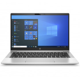 "Laptop HP ProBook 635 Aero G7 2E9E4EA - AMD Ryzen 5 4500U, 13,3"" FHD IPS, RAM 16GB, SSD 512GB, Srebrny, Windows 10 Pro, 3 lata On-Site - zdjęcie 6"