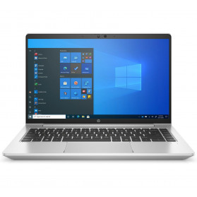 "Laptop HP ProBook 640 G8 250F2EA - i5-1135G7, 14"" Full HD IPS, RAM 16GB, SSD 512GB, Modem LTE, Srebrny, Windows 10 Pro, 3 lata On-Site - zdjęcie 6"