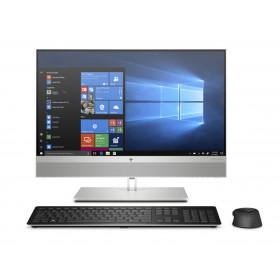 "Komputer All-in-One HP EliteOne 800 G6 273B1EA - i7-10700, 24"" FHD IPS MT, RAM 16GB, 512GB, GF RTX 2070S, Srebrny, WiFi, Win 10 Pro, 3OS - zdjęcie 4"