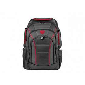 "Genesis NBG-0986 PLECAK DO LAPTOPA GENESIS PALLAD 500 BLACK 15,6""/17,3"""