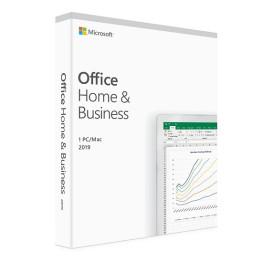 Microsoft Office 2019 dla Użytkowników Domowych i Małych Firm PL EuroZone Medialess T5D-03205