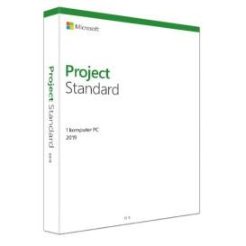 Microsoft Project 2019 Std PL 32-bit/x64 076-05804