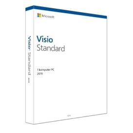 Microsoft Visio 2019 Std PL 32-bit/x64 D86-05838
