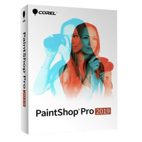 Corel PaintShop Pro 2019 ML Box PSP2019MLMBEU