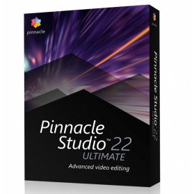 Corel Pinnacle Studio 22 Ult PL/ML Box PNST22ULMLEU