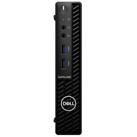 Komputer Dell Optiplex 3080 N012O3080MFF - MFF, i3-10100T, RAM 8GB, SSD 256GB, Wi-Fi, Windows 10 Pro, 3 lata On-Site - zdjęcie 2