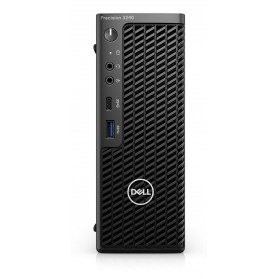 Stacja robocza Dell Precision 3240 N004P3240CFFEMEA_VI - SFF, i7-10700, RAM 16GB, SSD 512GB, Quadro P620, Windows 10 Pro, 3 lata OS - zdjęcie 4