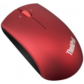 Lenovo 0B47165 ThinkPad Precision Wireless Mouse - Heatwave Red