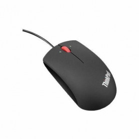 Lenovo 0B47153 ThinkPad Precision USB Mouse - Midnight Black