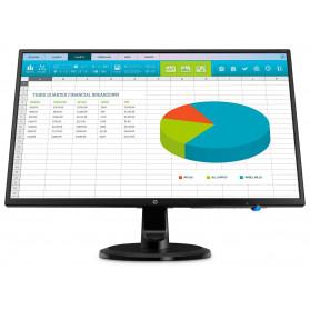 "Monitor HP N246v 3NS59AA - 23,8"", 1920x1080 (Full HD), 60Hz, IPS, 5 ms, Czarny - zdjęcie 5"