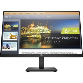 """Monitor HP P224 5QG34AA - 21,5"""", 1920x1080 (Full HD), 60Hz, VA, 5 ms, Czarny - zdjęcie 5"""