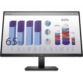 "Monitor HP P24q G4 8MB10AA - 23,8"", 2560x1440 (QHD), 60Hz, IPS, 5 ms, Czarny - zdjęcie 4"