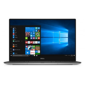 "Laptop Dell XPS 13 9360 9360-3414 - i7-8550U, 13,3"" Full HD, RAM 16GB, SSD 512GB, Srebrny, Windows 10 Pro - zdjęcie 5"
