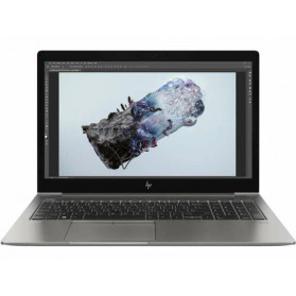 """Laptop HP ZBook 15u G6 6TP59EA - i7-8565U, 15,6"""" FHD IPS, RAM 16GB, SSD 512GB, Radeon Pro WX3200, Szary, Windows 10 Pro, 3 lata DtD - zdjęcie 5"""