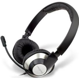 Creative Labs 51EF0410AA002 ChatMax HS 720 USB słuchawki z mikrofonem