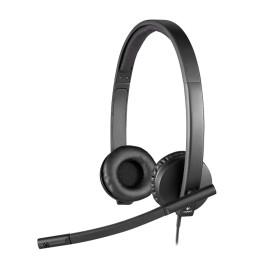 Słuchawki Logitech H570e Headset USB 981-000575