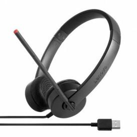 Lenovo 4XD0K25031 Stereo USB Headset