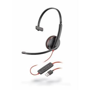 Plantronics 209744-101 Blackwire C3210 USB-A