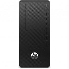 Komputer HP Desktop Pro 300 G6 294S6EA - Micro Tower, i5-10400, RAM 8GB, SSD 256GB, DVD, Windows 10 Pro, 1 rok On-Site - zdjęcie 4