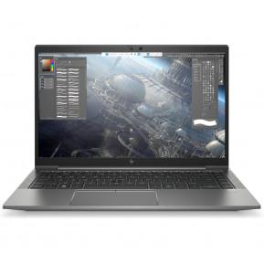 "Laptop HP ZBook Firefly 14 G8 2C9R1EA - i7-1165G7, 14"" FHD IPS MT, RAM 16GB, SSD 512GB, Quadro T500, Szary, Windows 10 Pro, 3 lata DtD - zdjęcie 6"