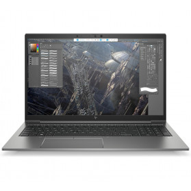 "Laptop HP ZBook Firefly 15 G8 313N8EA - i5-1145G7, 15,6"" FHD IPS, RAM 16GB, SSD 512GB, Quadro T500, Szary, Windows 10 Pro, 3 lata DtD - zdjęcie 6"