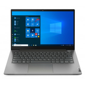 "Laptop Lenovo ThinkBook 14 G2 ITL 20VD0009PB - i3-1115G4, 14"" FHD IPS, RAM 8GB, SSD 256GB, Szary, Windows 10 Pro, 1 rok Door-to-Door - zdjęcie 6"