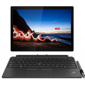 "Laptop Lenovo ThinkPad X12 Detachable Gen 1 20UW000JPB - i5-1130G7, 12,3"" FHD+ IPS MT, RAM 16GB, SSD 256GB, LTE, Windows 10 Pro, 3OS - zdjęcie 6"