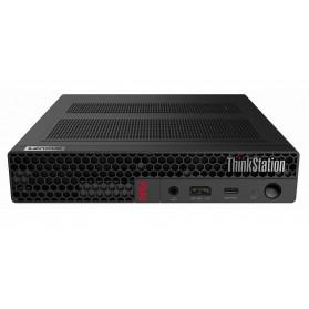 Stacja robocza Lenovo ThinkStation P340 30DF0025PB - Tiny, i5-10400T, RAM 8GB, SSD 256GB, Quadro P620, Windows 10 Pro, 3 lata On-Site - zdjęcie 5