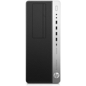Komputer HP EliteDesk 800 G5 7AC50EA - Tower, i7-9700, RAM 16GB, SSD 512GB, DVD, Win10 Pro, 3 lata On-Site