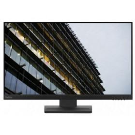 "Monitor Lenovo ThinkVision 62B8MAT3EU - 23,8"", 1920x1080 (Full HD), IPS, 4 ms, pivot, Czarny - zdjęcie 3"