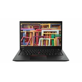 "Laptop Lenovo ThinkPad T490s 20NY000MPB - i7-8665U, 14"" Full HD IPS dotykowy, RAM 8GB, SSD 512GB, Modem WWAN, Windows 10 Pro - zdjęcie 7"