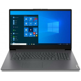 "Laptop Lenovo V17 G2 ITL 82NX00CVPB - i7-1165G7, 17,3"" FHD IPS, RAM 8GB, SSD 512GB, GeForce MX350, Szary, Windows 10 Pro, 2 lata DtD - zdjęcie 6"