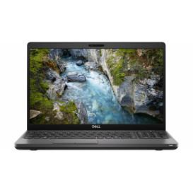 "Laptop Dell Precision 3541 1024263527755 - i7-9850H, 15,6"" FHD, RAM 32GB, 256GB + 2TB, Quadro P620, Srebrny, Windows 10 Pro, 3OS - zdjęcie 7"