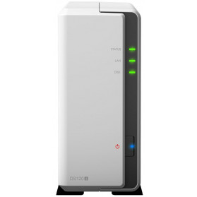 Serwer NAS Synology Desktop J DS120J - Desktop, Marvell Armada 3700 88F3720, 512 MB RAM, 1 wnęka, 2 lata Door-to-Door - zdjęcie 3
