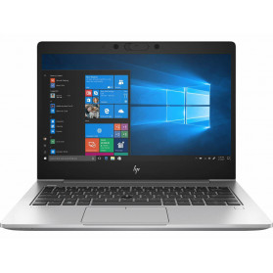 """Laptop HP EliteBook 735 G6 6XE79EA - Ryzen 5 PRO 3500U, 13,3"""" FHD IPS, RAM 16GB, 512GB, AMD Vega 8, Czarno-srebrny, Win 10 Pro, 3DtD - zdjęcie 6"""