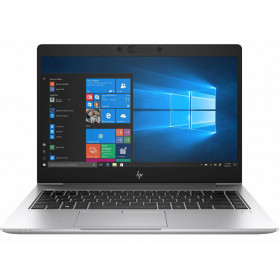 "Laptop HP EliteBook 745 G6 6XE88EA - Ryzen 7 PRO 3700U, 14"" FHD IPS, RAM 16GB, SSD 512GB, Modem WWAN, Czarno-srebrny, Windows 10 Pro - zdjęcie 6"