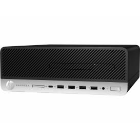 Komputer HP ProDesk 600 G5 7QM89EA - SFF, i5-9500, RAM 16GB, SSD 512GB, DVD, Windows 10 Pro - zdjęcie 5