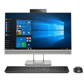 "Komputer All-in-One HP EliteOne 800 G5 7AB91EA - i5-9500, 23,8"" FHD IPS MT, RAM 8GB, SSD 256GB, Srebrny, WiFi, DVD, Windows 10 Pro, 3OS - zdjęcie 4"