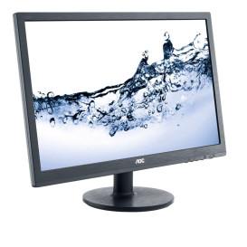 """Monitor AOC e2460Sh - 24"""", 1920x1080 (Full HD), TN, 1 ms - zdjęcie 4"""
