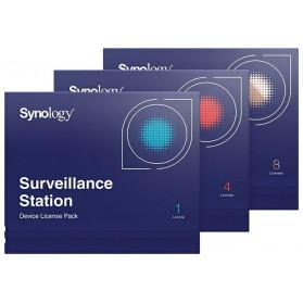 Synology licencja do obsługi 8 kamer BOX
