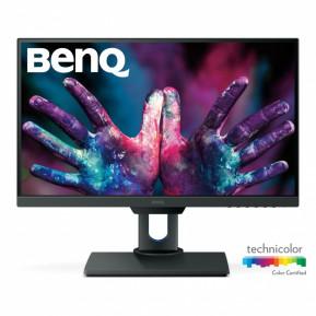 """Monitor Benq PD2500Q 9H.LG8LA.TSE - 25"""", 2560x1440 (QHD), 76Hz, IPS, 4 ms, pivot, Czarny - zdjęcie 10"""