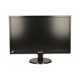 """Monitor Philips V-line 193V5LSB2 193V5LSB2, 10 - 18,5"""", 1366x768 (HD), TN, 5 ms - zdjęcie 7"""