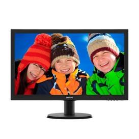 """Monitor Philips 243V5LHSB 243V5LHSB, 00 - 23,6"""", 1920x1080 (Full HD), TN, 1 ms - zdjęcie 3"""